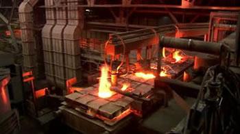 Monolith of industrial catalysts